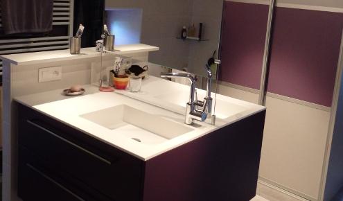 évier de salle de bains yssingeaux