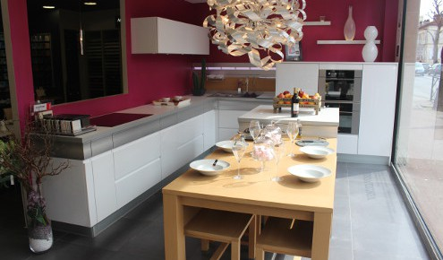 cuisine design pontault-combault