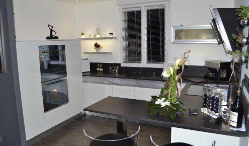 Cuisine Aménagée Réalisations Avignon - Cuisiniste avignon