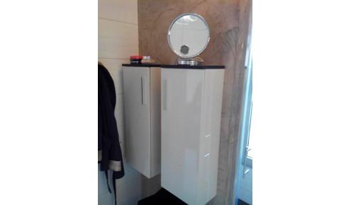 meuble blanc salle de bains-roche-sur-yon