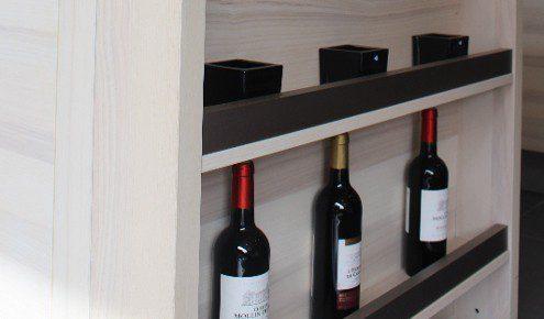 rangements vins cuisine pontault-combault
