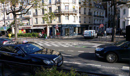 exterieur magasin de cuisines paris 13ème