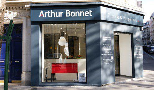 magasin de cuisines arthur bonnet paris 13ème