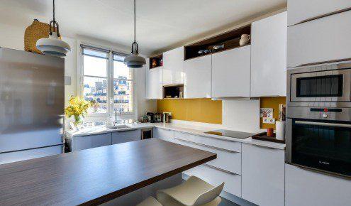 cuisine moderne paris 17ème