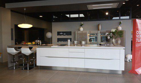 cuisine blanche chambray-les-tours
