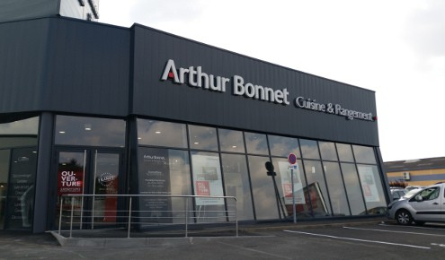 magasin de cuisines arthur bonnet chambray
