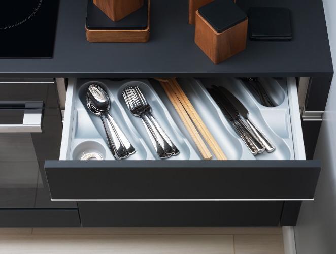 rangements de cuisine ergonomiques arpege