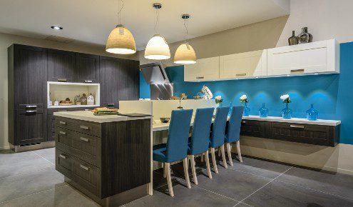 cuisine bleue chambray-les-tours