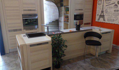 cuisine placage bois yssingeaux