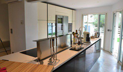 ilot de cuisine moderne montpellier