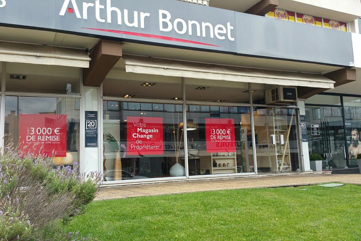Cuisiniste Nice - Cuisine équipée Arthur Bonnet