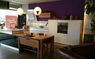 photos magasin de cuisines nice