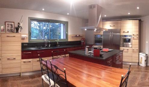 cuisine am nag e r alisations aix en provence. Black Bedroom Furniture Sets. Home Design Ideas