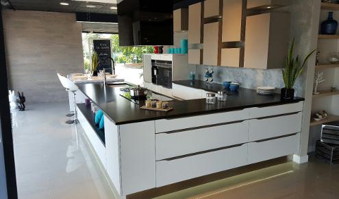 cuisine moderne blanche coignieres