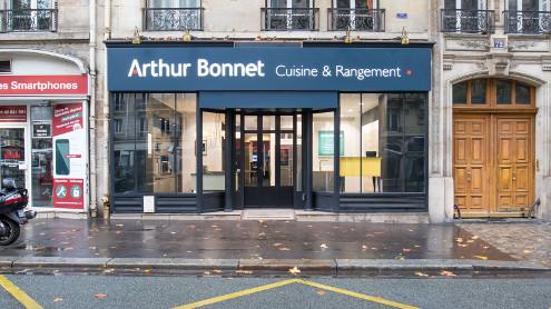 Cuisiniste Paris 6ème - Cuisine équipée Arthur Bonnet