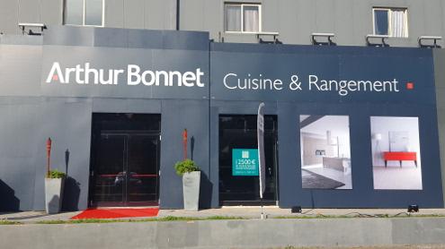 Cuisiniste Bastia - Cuisine équipée Arthur Bonnet