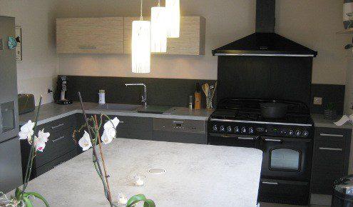 cuisine grise bois strasbourg
