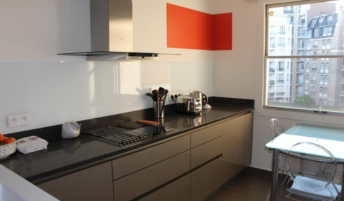 Cuisines Modernes Blanches Et Taupe