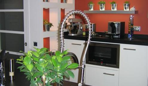 robinet cuisine design paris 7