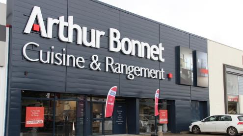 Cuisiniste Le Mans - Cuisine équipée Arthur Bonnet