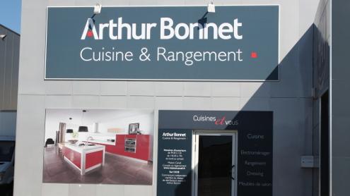 Cuisiniste Ajaccio - Cuisine équipée Arthur Bonnet