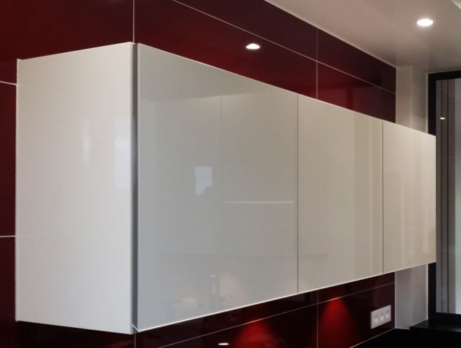 meuble haut cuisine blanc paris 7
