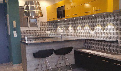 cuisine quip e moderne contemporaine et classique. Black Bedroom Furniture Sets. Home Design Ideas