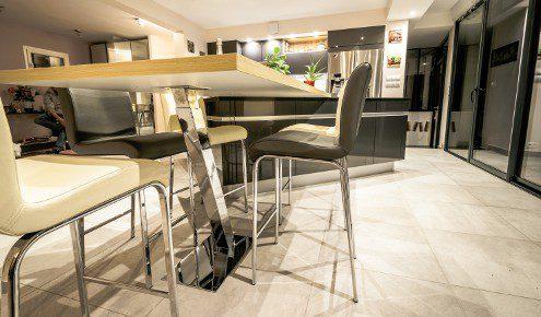 table-cuisine-ilot-chambray