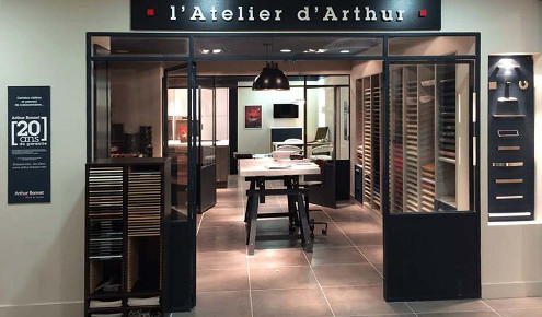 atelier decoration cuisine brest