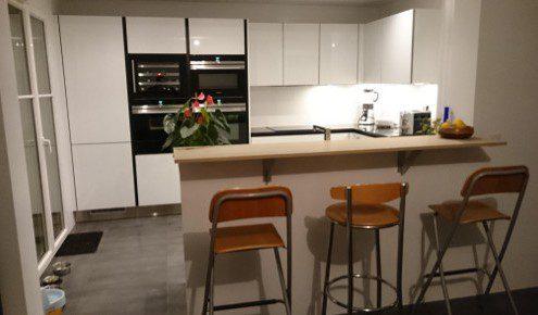 cuisine blanche rueil-malmaison