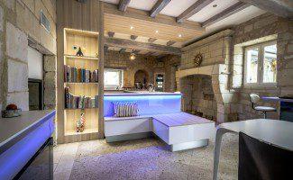 cuisine design ilot spectaculaire tours