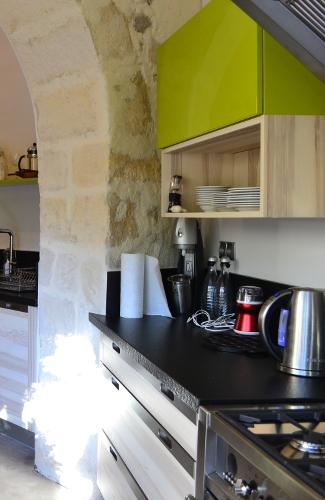 cuisine niches bois avignon