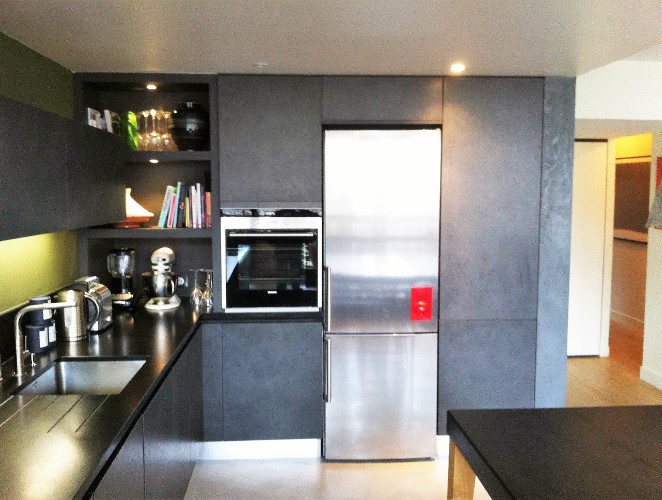 refrigerateur inox paris 7