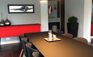 commode rouge design roche-sur-yon