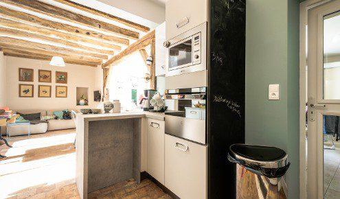 cuisine-mur-ardoise-tours