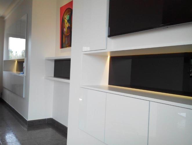 meuble TV encastre roche-sur-yon