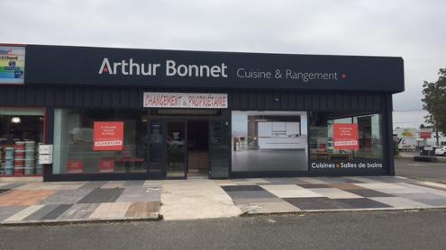 Cuisiniste Saint-Genis-Pouilly - Cuisine équipée Arthur Bonnet