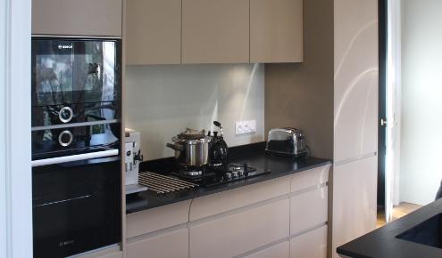 cuisine-laque-marron-cormeilles
