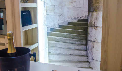 tissu-mural-escalier-yssingeaux