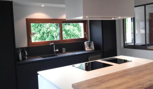 cuisine am nag e r alisations rennes melesse. Black Bedroom Furniture Sets. Home Design Ideas