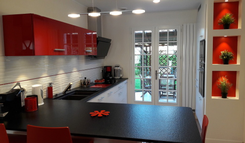 cuisine am nag e r alisations cormeilles en parisis. Black Bedroom Furniture Sets. Home Design Ideas