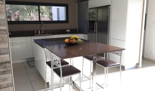 Cuisine Aménagée Réalisations AixenProvence - Magasin cuisine aix en provence