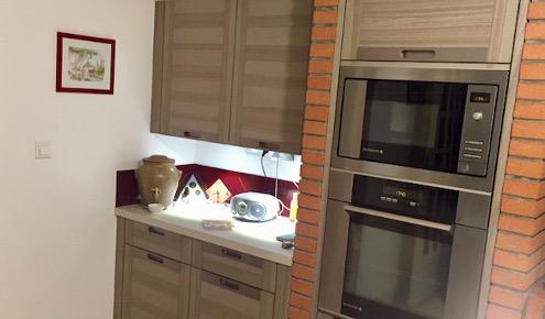 Cuisine Aménagée - Réalisations Toulouse - Portet Sur Garonne