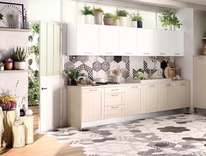 cuisine-blanche-bois-ambiance-vegetale