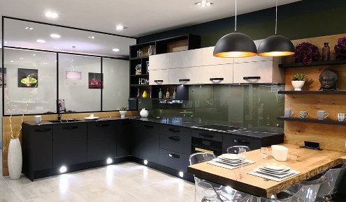 magasin de cuisines cannes photos. Black Bedroom Furniture Sets. Home Design Ideas