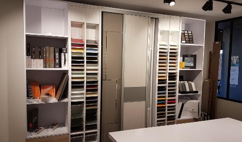 magasin de cuisines barentin photos. Black Bedroom Furniture Sets. Home Design Ideas