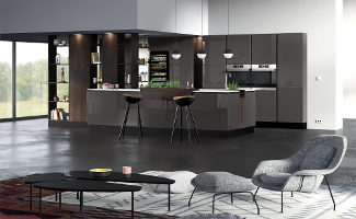 la cuisine quip e par arthur bonnet aix en provence. Black Bedroom Furniture Sets. Home Design Ideas