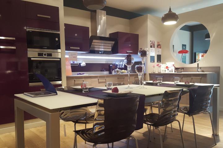 cuisiniste challans cuisine quip e arthur bonnet. Black Bedroom Furniture Sets. Home Design Ideas