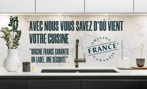 Devenir un cuisiniste Arthur Bonnet engagé avec des cuisines Origine France Garantie