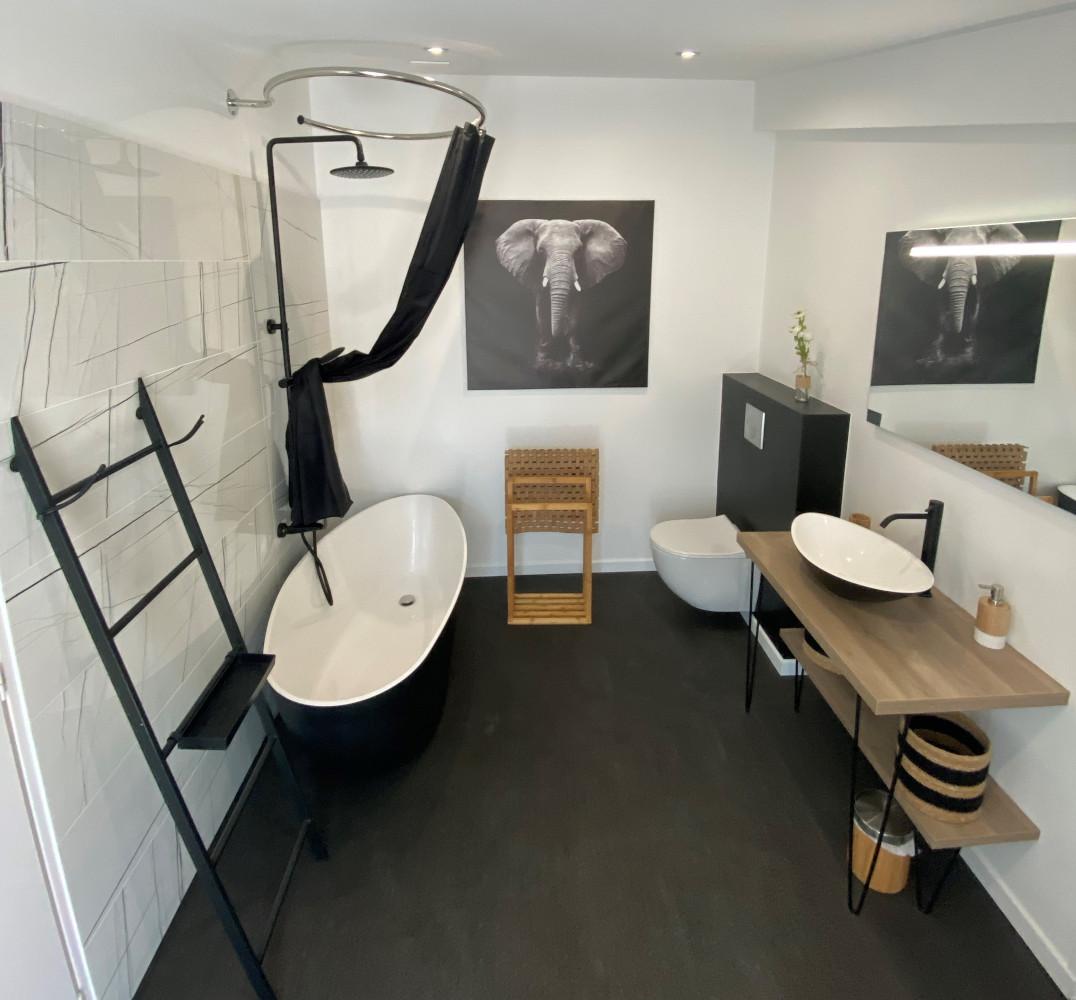 Salles de bain contemporaines - ARTHUR BONNET Arcachon